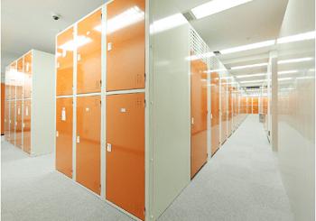 ルーム型トランクルームのイメージ画像
