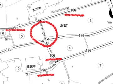 北海道路線価図