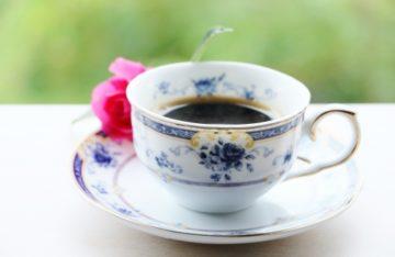 コーヒーカップソーサー理論
